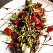Теплий овочевий салат (285г)