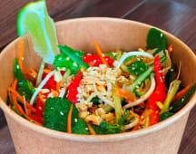 Салат овочевий