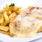Filete de pollo crocante del Ekeko