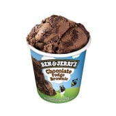 Helados Ben & Jerry's (465 ml.)