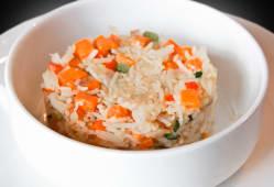 Рис відварний з овочами (175г)