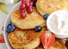 სირნიკები/Cottage Cheese Pancakes