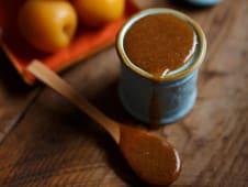 Sos de caise și miere