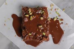 Chocobaby brownie
