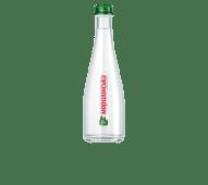 Мінеральна вода Моршинська в скляній бутилці (330мл)