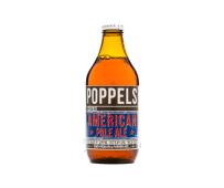 Poppels American pale ale ბოთლი
