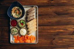 Сет закусок з лососем (420г)
