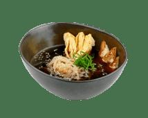 Суп с угрём и рисовой лапшой (350г)