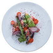 Салат з баклажанів та перцю (190г)