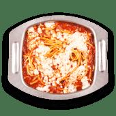 Súper combo spaghetti