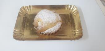 Genovesi con crema pasticciera
