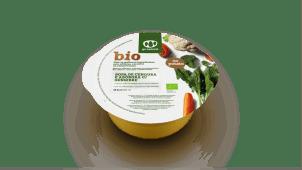 Sopa Biológica de Cenoura e Gengibre 400ml