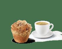 Café + Muffin