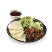 116. Asian pancakes e salsa hoisin alla ciliegia