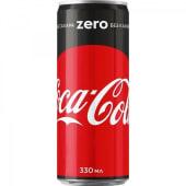Кока кола зеро (330мл)