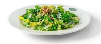 Salada de Alface e Rúcula ao Molho Vinaigrette e Nozes