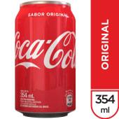 Coca-Cola Sabor Original (354ml.)