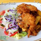 Hongos broaster