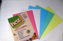 Cartulina Bristol Colores A4 Pqtx25Hjs