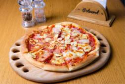 Піца Holy Bacon (580г)