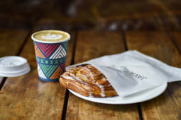 Coffee and Bakery Combo (Offer available everyday from 6:30am-10:00am)