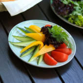Овочева тарілка (240г)