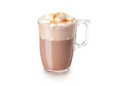 Червоне какао з маршмеллоу (250мл)
