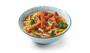 Kimchi chicken ramen
