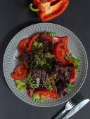 Салат з яловичиною Теріякі (210г)