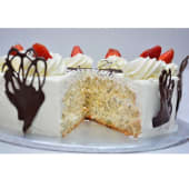 Passion Forest Cake
