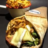 Kebab Brie
