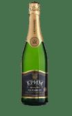 КРИМ вино ігристе витримане 3 роки біле напівсухе (0.75л)
