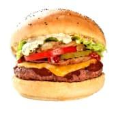 Tejana burger