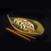 Uramaki vegan roll (8 piezas)