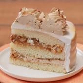 Torta caramelo grande (porción)