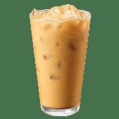 Café skinny vainilla latte frío