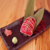 Atún sashimi especial Sibuya
