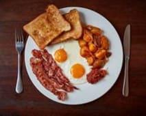 Full Java Breakfast
