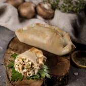 Empanada di Pollo Ecologico e Funghi