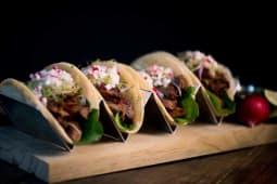 Tacos de puyazo