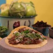Taco Sinaloa