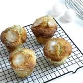 Muffin de manzana y nuez (grande)