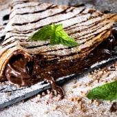 Clatita cu ciocolata Finetti