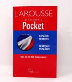 Diccionario Frances Espanol Pocket Larousse