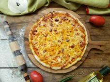 პიცა ოთხი ყველი 16 სმ