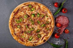 Pizza Diavolo Ø 25cm