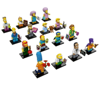 The Simpsons Series 2  Minifigure Lego - 71009