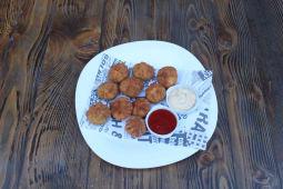 Fried Chicken Khinkali (10pc)