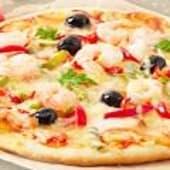 Pizza Crevette