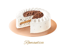 Torta Romantica x15 Carte D'Or